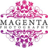 Magenta Logo Final Colour White